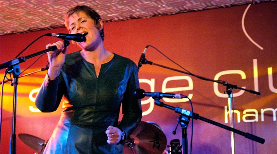 Jane O'Brien live