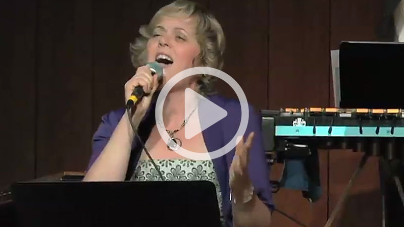 Savoy Big Band featuring Jane O'Brien